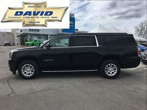 2016 GMC Yukon XL SLT 4WD, LEATHER, SUNROOF, 8PASS!!!