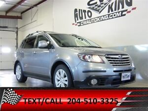 2009 Subaru Tribeca Limited / All Wheel / Leather / Roof / Nav /