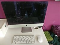 Apple iMac with boosted spec iMac 21.5 inch 1tb fusion drive 16GB RAM Intel i5 2.5 Intel graphics