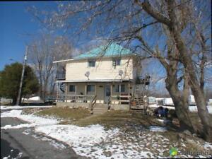 124 000$ - Duplex à vendre à Lacolle