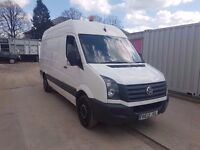 VOLKSWAGEN CRAFTER CR35 TDI 136 MWB ONE KEEPER 2012REG FOR SALE
