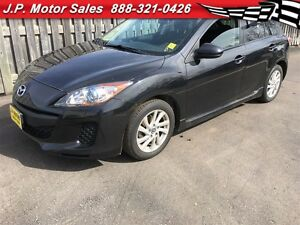 2013 Mazda MAZDA3 GS-SKY, Automatic, Sunroof, Heated Seats