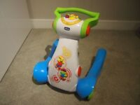 USED / Baby Walker / Chicco Baby Jogging Ergo Gym
