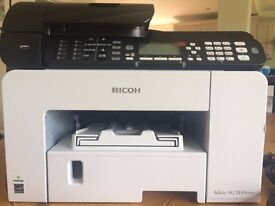 NEW NEVER USED multifunction printer (print, scan, copy and fax) Ricoh Aficio 3110SGSFNw