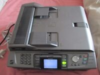 BROTHER MFC - 820CW ALL IN ONE PRINTER INKJET PRINTER / SPARE OR REPAIR (G21)