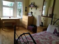 BRIGHT AND DOUBLE ROOM TO RENT