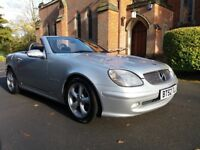 Mercedes benz slk 230 1.OWNER