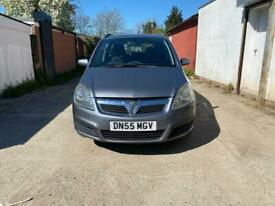 image for 2005 Vauxhall Zafira 1.6 Petrol 5DR 7 Seater - HPI Clear - Ulez Free