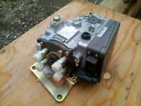 New Bosch injection fuel pump