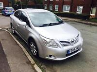 Toyota avensis 2.0D-4D saloon 2009 LOW MILEAGE **Reduced**
