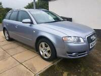 Audi a4 tdi v6automatic estate 12 mot