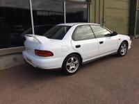 Subaru Impreza Turbo 2000 Classic