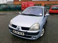 RENAULT CLIO 1.5ltr DCI (DIESEL) *** £30 ROAD TAX - DELIVERY AVAILABLE ***