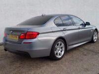 2011 (61) BMW 520D M SPORT XENON'S-MEDIA PACK-ELECTRIC & HEATED LEATHER **FINANCE AVAILABLE**