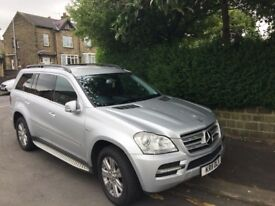 Mercedes-Benz GL 350 3.0CDI Blue efficiency auto With Full Service History, 2011