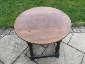 Medium sized coffee table