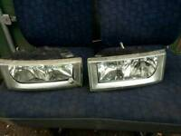 Iveco Daily head lamps