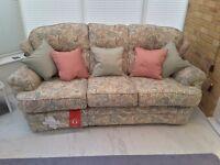 G Plan Sofa and Chair.