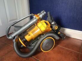 Refurbished DYSON DC11 Cylinder Vacuum Cleaner Hoover + All attachments