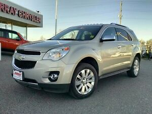 2010 Chevrolet Equinox LTZ AWD *Heated Leather*