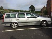 Volvo 850 2.0 LPG Breaking For Spares, nice car, good panels etc, most parts still remaining.