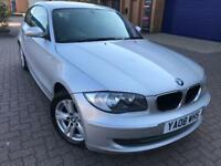 **AUTOMATIC BMW 118d SE 2L DIESEL **FULLY SERVICE HISTORY* FULL LEATHER INTERIOR***
