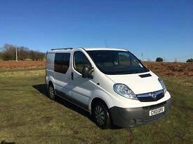 Camper/day van REDUCED!! No offers!
