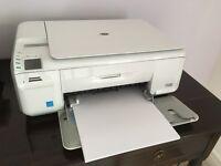 HP Photosmart C4400 all in one printer