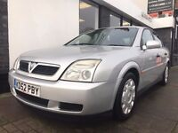 Vauxhall Vectra 2.0 DTi 16v LS 5dr 1 YEARS MOT