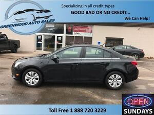 2014 Chevrolet Cruze LT, CRUISE, AC, SUNROOF, HANDSFREE, MY LINK