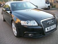 Audi A6 Avant S_line 2.0 TDI (170BHP) manual 6 speed (low mileage)