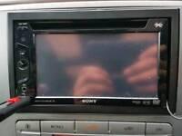 Sony xplod car dvd stereo