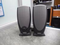 Dell A215 Black Computer Speakers