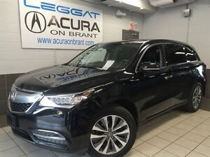 2014 Acura MDX NAVI   OFFLEASE   ONLY76000KMS   90%TREAD   1OWNE