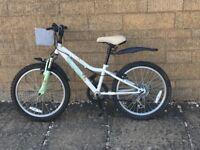 Girls Apollo Moonstone bicycle