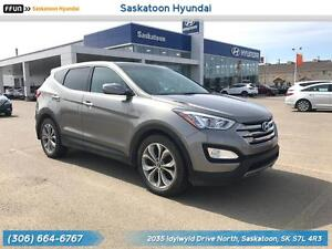 2013 Hyundai Santa Fe Sport 2.0T SE PST Paid - All Wheel Driv...