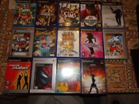 PS2 Games for Sale Playstation 2 Tomb Raider, 007, Sims, Rayman 3 and more