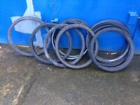 5 sets of tyres
