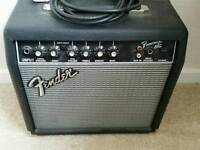 Fender 15watt amp