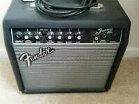 Fender 15watt amp