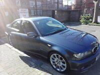 BMW 320CD M sport coupe diesel facelift 2005 SWAP,PX