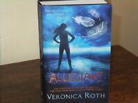 Allegiant by Veronica Roth. Hardback. 3rd book in the 'Divergent' series