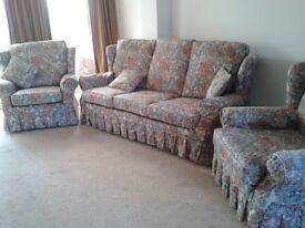 Bespoke Jayrest 3 Piece Sofa Suite