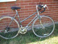 Raleigh Royal 10 speed ladies racing bike vintage original