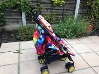 Cosatto Supa Dupa double pushchair