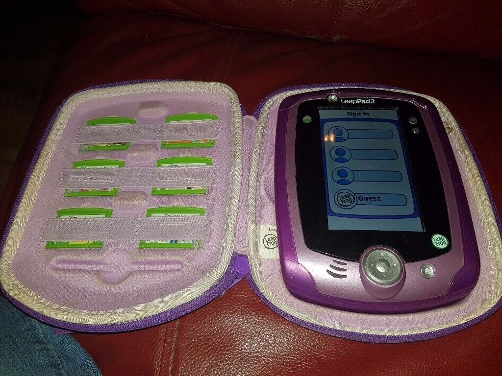 Purple leappad 2 still available open to sensible offers