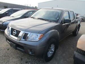 2017 Nissan Frontier SV V6 4WD! CREW CAB! BLUETOOTH! CRUISE CONT