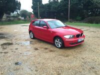 Immaculate AUTOMATIC BMW 1-Series