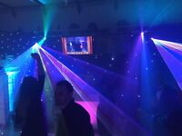 Award nominated DJ for any occasion with awesome lights, sounds and visuals for parties and discos