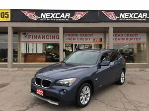 2012 BMW X1 AUTO* AWD NAVIGATION LEATHER 104K